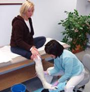 custom orthosis process