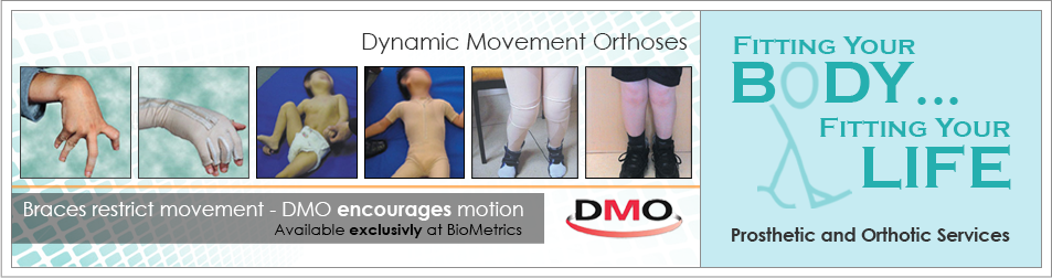 Contact a Prosthetic & Orthotic specialist today!